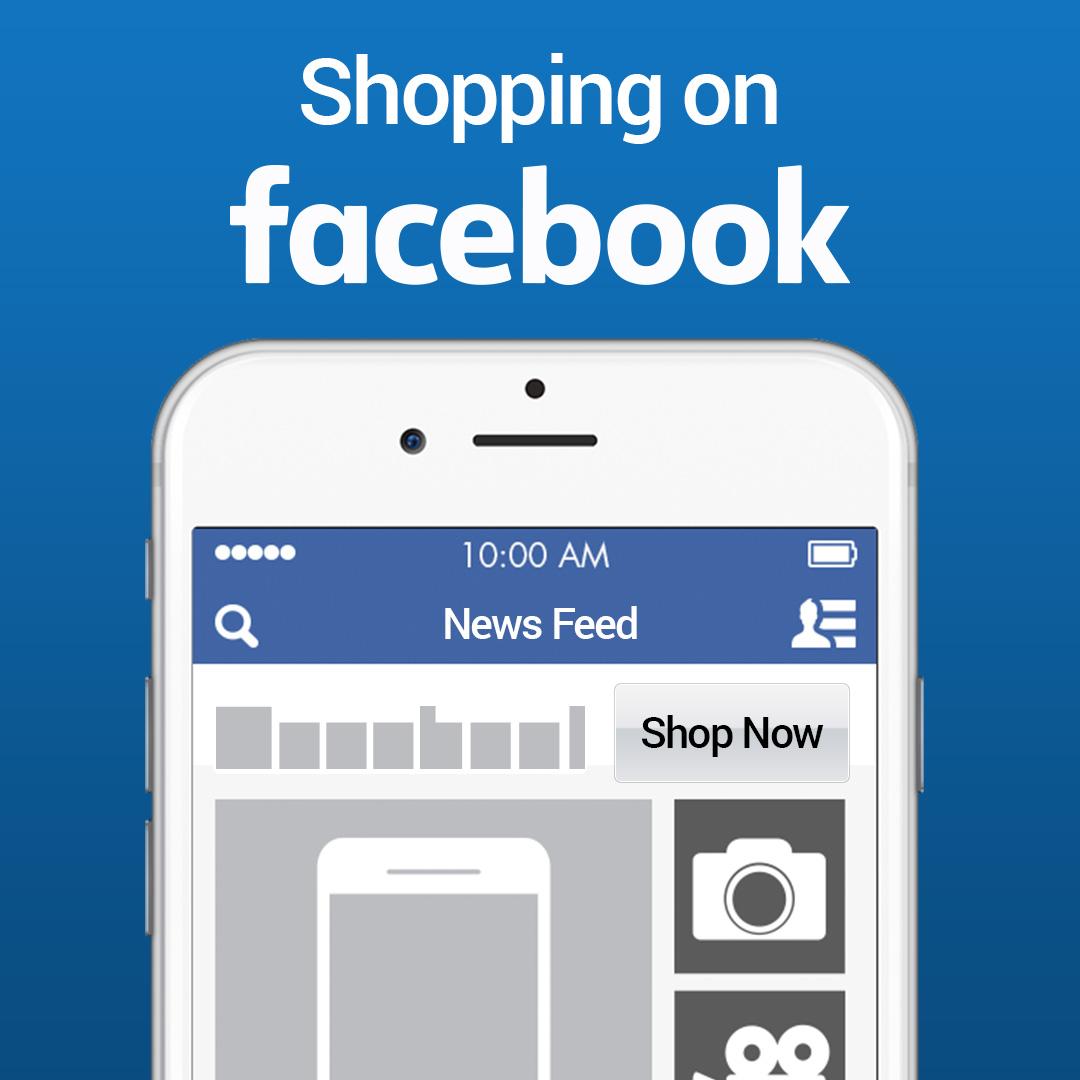 Shopping on facebook