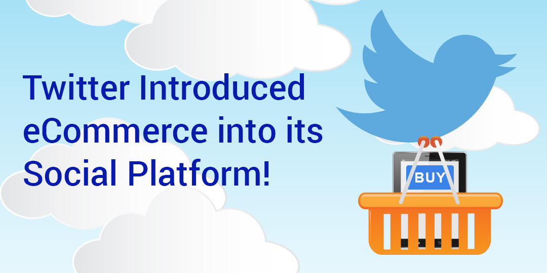 twitter introduces eCommerce