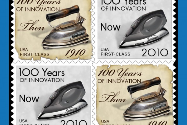 US Stamp Concept for Sunbeam, Inc.